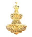 Gold Pendant Chandelier