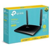 TP-Link 300Mbps Wireless N 4G LTE Router TL-MR6400 Sim Card -Black