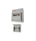 6Way 63A PowerTec Single Phase Consumer Units DB C/W MCB