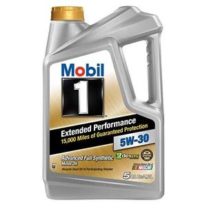 Mobil 1 American Fully Synthetic Oil 5w30(extended Performance)